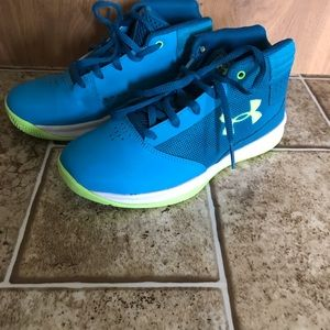 Under Armour basketball sneakers🏀